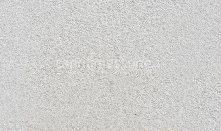 Capri limestone sandblasted + brushed